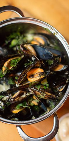 Shelter Restaurant in Tofino, B.C. is favorite among locals and tourists alike. Their rustic menu features the very best fare from area farmers and the freshest seafood available, caught right off the coast. Here, Shelter shares its famous Cortes Island Mussel recipe with Organic Spa Magazine.