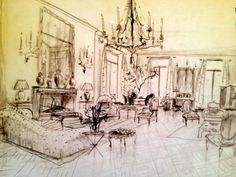 One of the greats!  Albert Hadley, a southern designer whose infulence will not be forgotten.