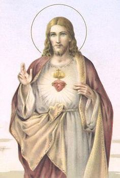 """When we are empowered by Christian inspiration we """"can do all things through Christ which strengtheneth us"""" But there is a spirit in man: of the Almighty. Pictures Of Jesus Christ, Religious Pictures, King Jesus, Jesus Is Lord, White Jesus, Virgin Mary Art, Superman Artwork, Jesus E Maria, Vintage Holy Cards"""