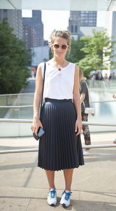 Fashion Week Street Style 2013: Day 1 Of NYFW! (PHOTOS)