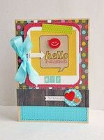 A Project by yuki.s from our Scrapbooking Cardmaking Galleries originally submitted 04/18/13 at 08:18 AM