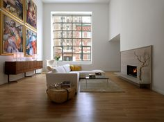 Upper East Side Townhouse, NYC, designed by Chris Kraig for SUITE New York.