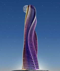 dubai building (i like this because it looks like a stack of books