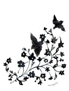 Art by Miss Capricho Oasis | Bloggeretterized