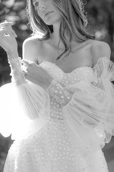 LEE PETRA GREBENAU 2020 Bridal Shower Planning, Beaded Gown, West Village, Bridal Dresses, Wedding Day, Marriage, Blog, Romantic, Petra