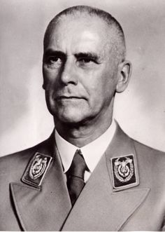 Wilhelm Frick (12 March 1877 – 16 October 1946) was a prominent German politician of the Nazi Party, who served as Reich Minister of the Interior in the Hitler Cabinet from 1933 to 1943. After the end of World War II, he was tried for war crimes at the Nuremberg Trials and executed.