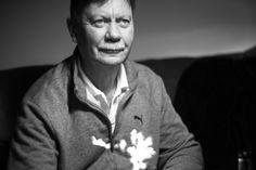 Dad, 2014. Petzval lens