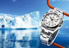 Rolex Explorer Ii, Omega Watch, Accessories, Luxury Watches, Jewelry Accessories