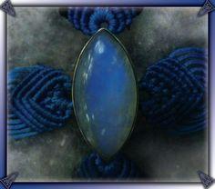 The Moon bracelet by NagKanya on Etsy Gemstone Rings, Moon, Gemstones, Bracelets, Etsy, Jewelry, The Moon, Jewlery, Gems