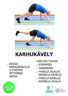 Draivia Kouluun Motor Activities, Gross Motor, Early Childhood Education, Physical Education, Pre School, Physics, Teacher, Exercise, Games
