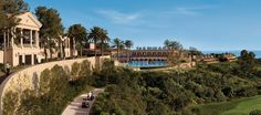 The Resort at Pelican Hill in Newport Coast, CA on 504 acres of sun-drenched hillsides.   - Explore the World with Travel Nerd Nici, one Country at a Time. http://TravelNerdNici.com