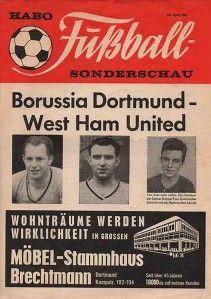 Borussia Dortmund v. WHU