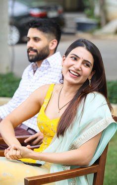Visit to Rana's engagement❤ Samantha Images, Samantha Ruth, Dehati Girl Photo, Samantha Wedding, Beautiful Girl Photo, Beautiful Couple, Beautiful Bollywood Actress, South Actress, Beauty Full Girl