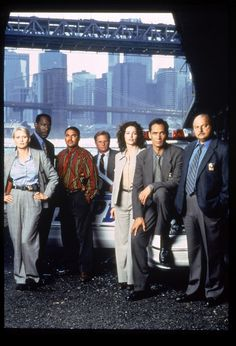 Best NYPD Blue cast by far!
