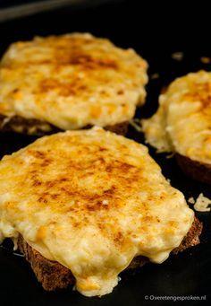 Ei-broodjes - Heerlijk als lunch maar ook perfect voor een lazy evening.