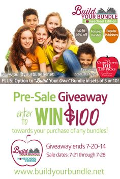CRAZIEST homeschooling curriculum sale EVER!! + GIVEAWAY! + AFFILIATE OPPORTUNITY!