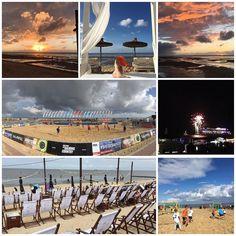 Moin vom Meer mit Beachhandball in Cuxhaven. Zum Feuerwerk kam sogar die #aidaprima vorbei.  #beachhandball #cloudporn #weather #photooftheday #skylovers #lookup #sky #skies #skyporn #instasky #photooftheday #sunset #sonnenuntergang #handball #nordsee #northsea #giwmeerhandball #mtvgrossenheidorn #hvnbeach #hvn #cuxhaven #waseintolleswochenende