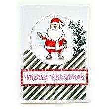 Papiernictvo - Pohľadnica Merry Christmas - 8566864_