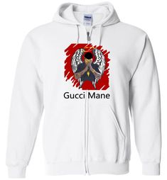 1aec573a54d Amazing Gucci Painting Butterfly Unisex hoodie