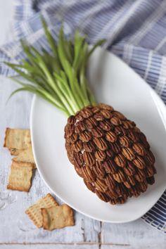 Pineapple-Pineapple Cheese Balls | splendid table