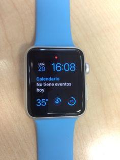 Apple Watch primera experiencia   ¿Merece la pena #applewatch
