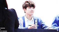 Rude, Wonwoo, just rude. #seventeen