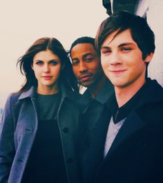 11/365pictures of PJO cast until The Sea Of Monsters