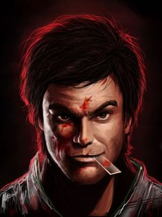 Dexter by saadirfan on deviantART