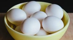 You've Been Cooking Eggs All Wrong | KitchenDaily.com USE BAKING SODA  When making hard boiled eggs, add one teaspoon of baking soda to water for easy peeling.