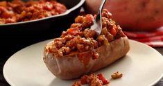 Paleo Sweet Potato Sloppy Joes | The Naked Pharmacists