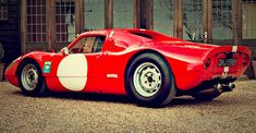 1964 PORSCHE 904 GTS BY SCUDERIA FILIPINETTI