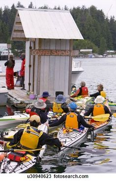 Paddle-through coffee shop 'Java the Hutt'.  Poor image quality, but it's the only one I could find anywhere!