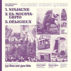 Closet Disco Queen - Sexy Audio Deviance for Punk Bums - 4/5 Sternen - DeepGround Magazine