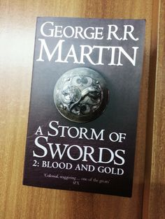 A Storm Of Swords - Blood And Gold #GameOfThrones #Books