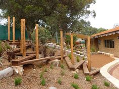 St Mary's Anglican Girls' School Pre-Primary August 2013 #naturalplaygrounds  #natureplaysolutions #naturalplayspace