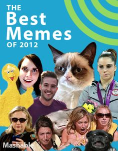 Take a look at the Best Memes of 2012
