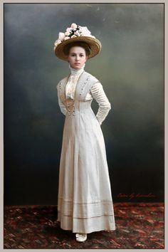 Marietta Dequinze, 1900-1917