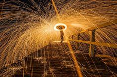 EyeEm Blog #lightpainting #photography lightpaint lab by Alexander Kesselaar on EyeEm
