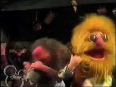 The Muppet Show - A Horse Named Bill - great for also inviting the kids to participate by suggesting  other nonsensical items, sounds and places.