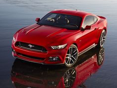 2015 Ford Mustang: The Real Thing, Leaked (Now With Full High-Res Gallery)