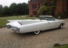 Cadillac 1962 de Ville cabriolet.