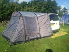 VANGO Airbeam awning, what's your thoughts? - VW T4 Forum - VW T5 Forum