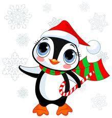 penguin...  looks almost like Littlest Pet shop!
