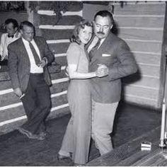 Hemingway & Gelhorn.  A grand love story.