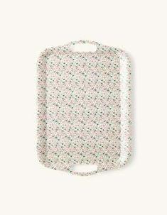 Serveringsbrett | 42 x 29,3 cm | Bambus/melamin | Søstrene Grene Phone Cases, Bamboo, Phone Case