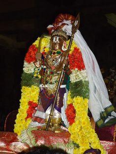 Srirangam Namperumal Pagal Pathu Nachiyar Thirukolam-2014-40