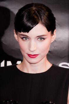 Rooney Mara - 'Millenium: The Girl With The Dragon Tatoo' - Paris Premiere