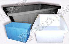 Ванны, пластиковые ванны и контейнеры из полиэтилена для ппищевых веществ, продуктов, пищевые ванны и тара