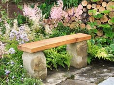 Plant ferns in shady areas for interest