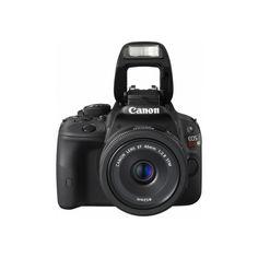 Canon® SL1 Digital Camera Kit